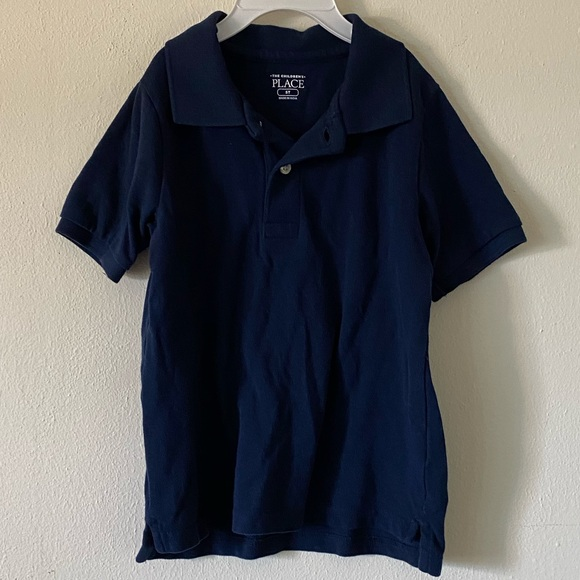The Children's Place Other - THE CHILDREN'S PLACE | Kid's Navy Polo Shirt